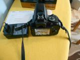 Nikon D3300 + obiectiv 18-55 la cutie cu toate accesoriile doar 9k
