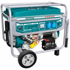 Generator benzina 4 timpi, 5500W Total TP155001