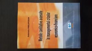 Metode cantitative avansate in managementul crizelor economico-financiar, 2006