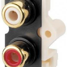 Conector RCA de panou Stage Line T-720G