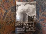 Ilustrata Savinesti - Uzina Fire si Fibre Sintetice , RPR, Circulata, Fotografie