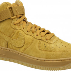Pantofi sport Nike Air Force 1 High LV8 Gs 807617-701 pentru Copii, 37.5, 38, 38.5, 39, Galben