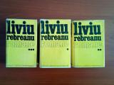 Liviu Rebreanu - Romane (3 vol.)