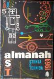 Almanah Știință și tehnică 1969