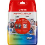 Cartuse cerneala PG-540XL si CL-541XL si hartie foto Canon