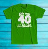 Cumpara ieftin Tricou 40 de ani
