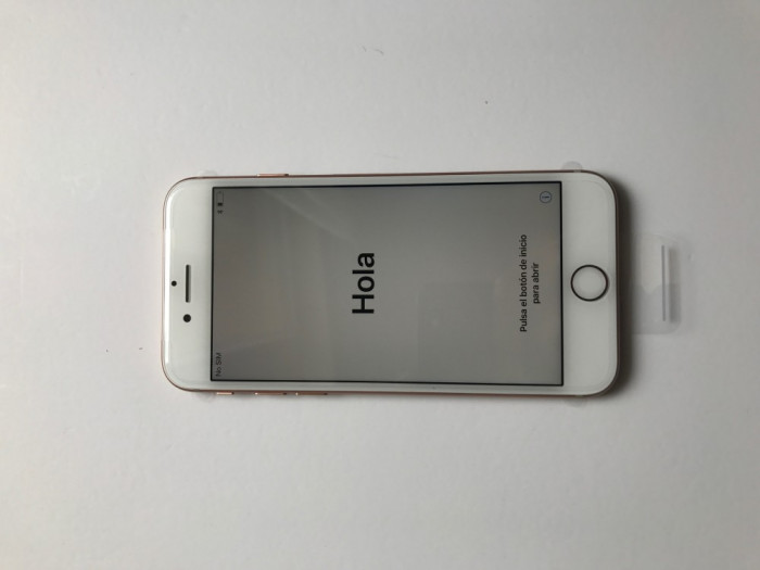 IPhone 8 64gb rose gold neverlocked NOU