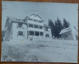 Cabana batalionului nr. 5 Vanatori de Munte Sinaia , C-dt Col. Balanescu , 1935