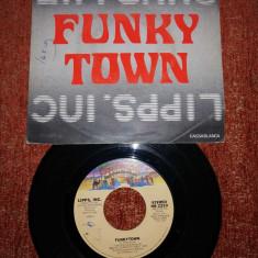 "Lipps Inc FunkyTown Casablanca 1979 US single vinil vinyl 7"""