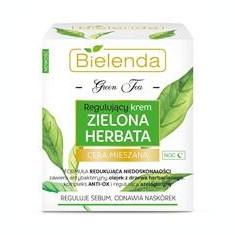 Crema de Noapte Normalizatoare Ten Mixt Green Tea 50ml Bielenda Cod: 195448