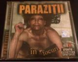 VAND cd hip hop rap romanesc Parazitii - In Focuri original