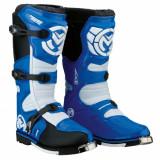 Cizme Cross/ATV Moose Racing M1.3 culoare albastru marime 43 Cod Produs: MX_NEW 34101972PE