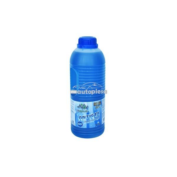 Antigel concentrat MOTRIK G11 Albastru 1 L 19120