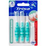 Set 3 periute interdentare Trisa, ISO 2 0.9 mm