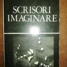 Scrisori imaginare- Octavian Paler