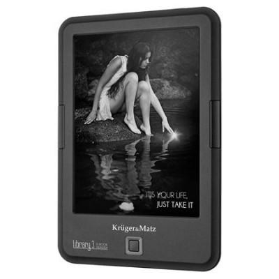 E-Book Reader Library Kruger Matz, 170 x 117 x 9 mm foto