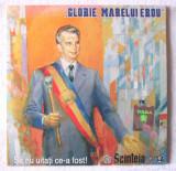 """CD - """"GLORIE MARELUI EROU"""" - Sa nu uitati ce-a fost! Cantece patriotice. Nou"""