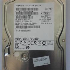 Hard disk HDD 500GB SATA 3.5-inch 7200RPM HITACHI, 500-999 GB, 7200