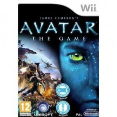 James Cameron's Avatar: The Game Wii