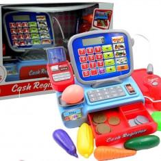 Casa de marcat de jucarie cu accesorii 21 de piese
