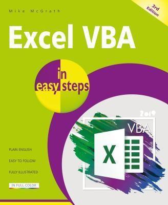 Excel VBA in Easy Steps foto