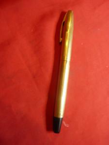 Stilou marca Sheaffer's ,penita aur 14K  -de colectie