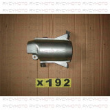 Carena plastic caroserie Protectie telescoape stanga fata Aprilia Scarabeo 500cc 2003 - 2006 pe carburator