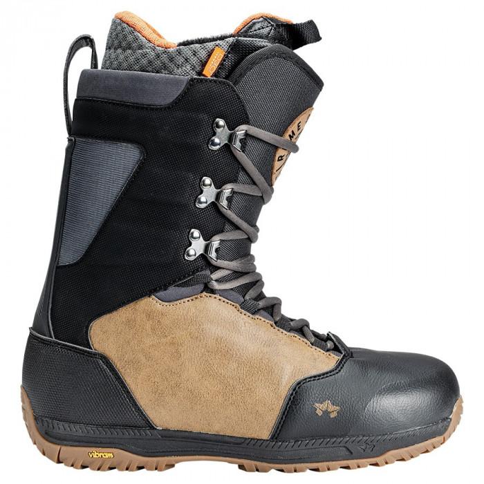 Boots snowboard Rome Libertine Black/Tan 2020