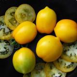 Tomate , rosii PLUM LEMON - arata ca lamaia - 10 seminte pentru semanat