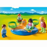 Playmobil 1.2.3, Carusel copii