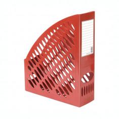 Suport dosar plastic Forpus 30201 rosu