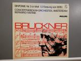 Bruckner – Symphony no 3 (1981/Philips/RFG) - VINIL/ca Nou (NM+)