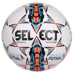 FB Futsal Master Minge fotbal de sala alb-portocaliu n. 4