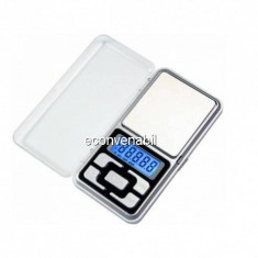 Cantar Digital de Bijuterii cu Display LCD 500g Pritech KLZ030