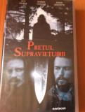 PRETUL  SUPRAVIETUIRII  - FILM  CASETA VIDEO VHS