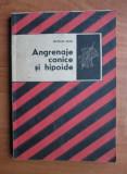 N. Guja - Angrenaje conice și hipoide. Elemente de calcul și execuție