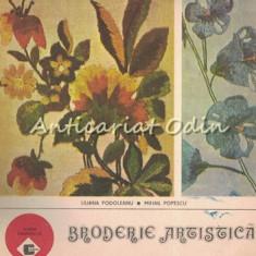 Broderie Artistica - Liliana Podoleanu, Mihail Popescu