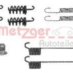 Set accesorii, saboti frana parcare MERCEDES S-CLASS Cupe (C216) (2006 - 2013) METZGER 105-0874