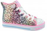 Pantofi sport Skechers Twinkle Lite 20241L-PKMT pentru Copii