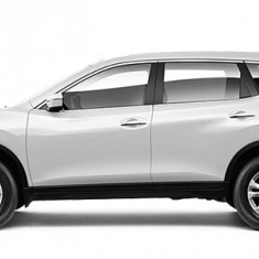 Perdele Interior dedicate Nissan X-Trail 2013->  5 PIESE    AL-140819-5