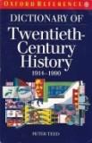 Dictionary of Twentieth Century Century
