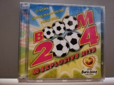 Boom 2004 - 40 Hits - Selectii Dance - 2CD(1998/BMG/EU)- CD ORIGINAL/Nou-Sigilat