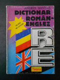 ANDREI BANTAS - DICTIONAR ROMAN ENGLEZ  (40000 de cuvinte)