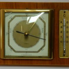 Barometru / termometru vintage