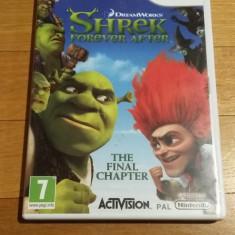 WII Dreamworks Shrek forever after original PAL / by Wadder