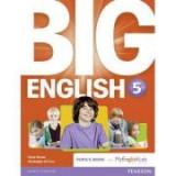 Big English 5 Pupil's Book and MyLab Pack - Mario Herrera