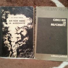 AM FOST MEDIC/CINCI ANI LA AUSCHWITZ-NYISZLI/KIELAR (2 VOL)