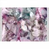 Covor, model roz verde crem, 120x180, DELILA