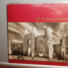 U2 – Unforgettable Fire (1984/Island/RFG) - Vinil/Vinyl/Impecabil