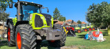 Tractor Claas Axion 850 - 260 c.p.